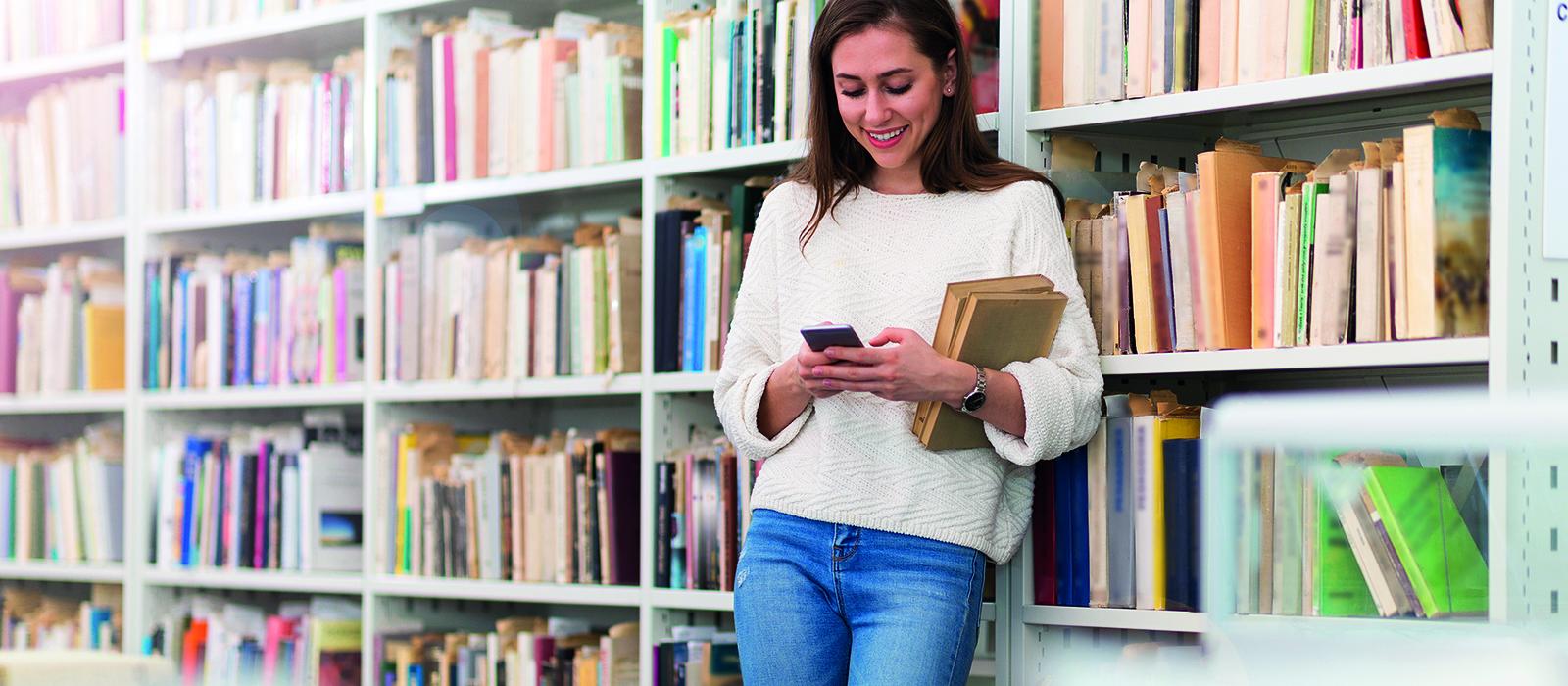 Pobočka městské knihovny