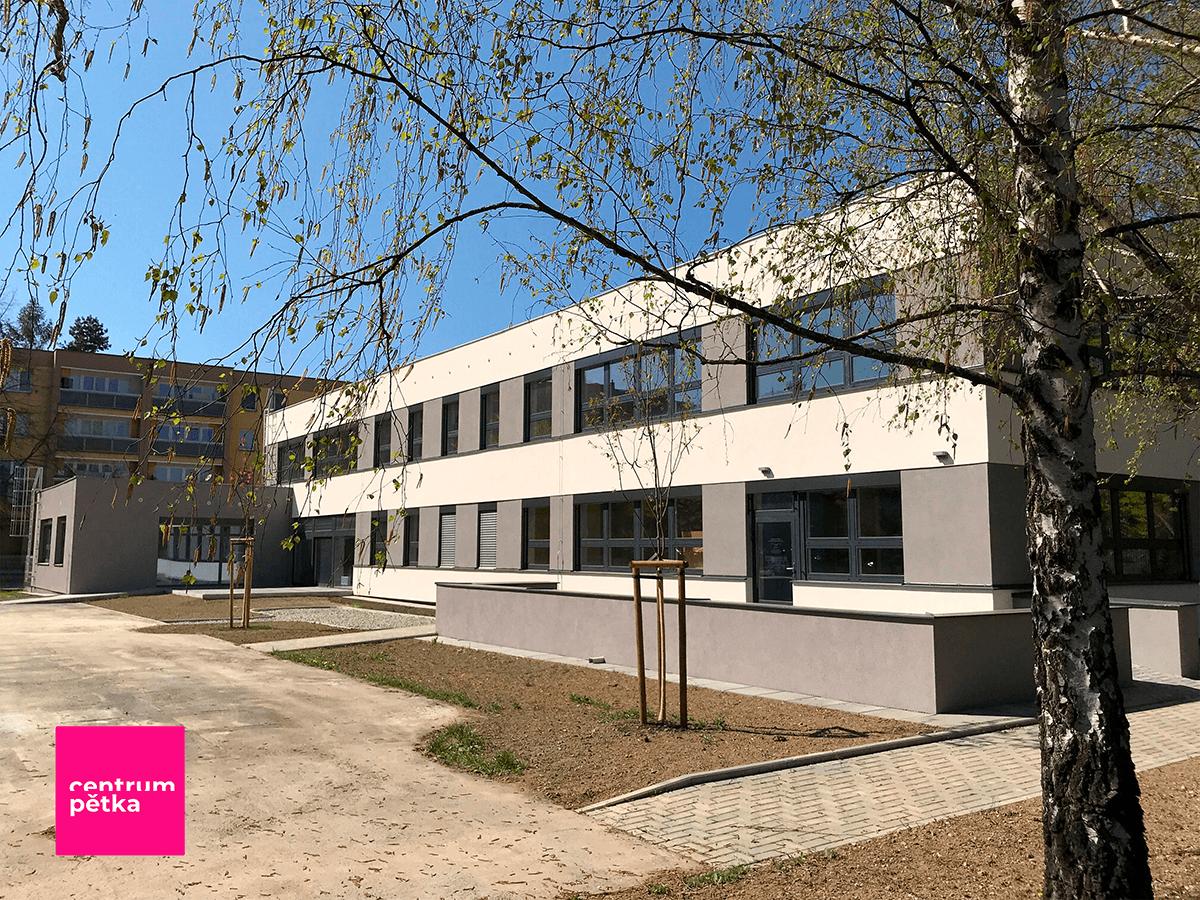 komunitní centrum se otevírá v červnu 2019