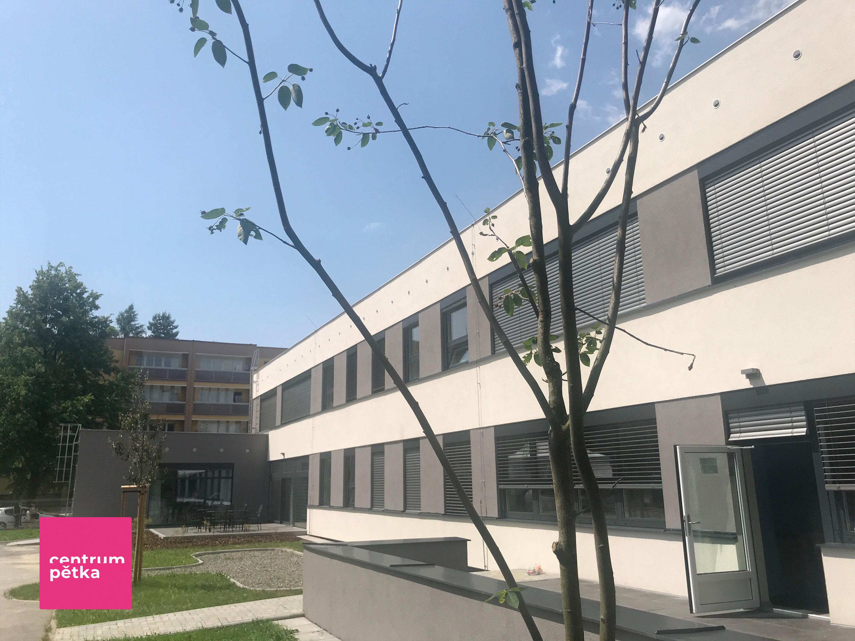 Nové komunitní centrum v Kopřivnici