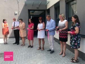 Slavnostní otevření komunitního centra