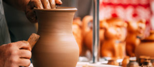 keramická dílna v Kopřivnici